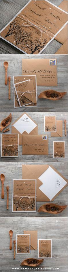 Las invitaciones son la carta de presentación de tu enlace. No las elijas al azar, inspírate en esta idea #wedding #invitaciones
