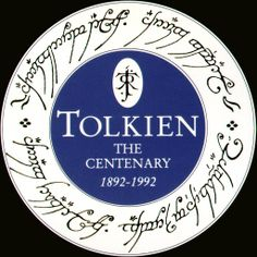 Birthday Centenary of Tolkien, writer of Lords of The Ring trilogy (UK)