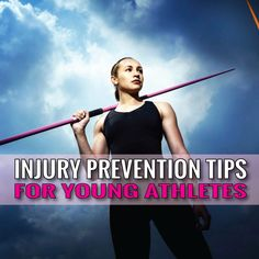 Injury Prevention Tips For Young Athletes Pinned by  SOS Inc. Resources  http://pinterest.com/sostherapy.