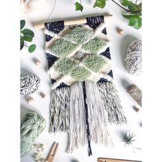 Weaving design inspiration.