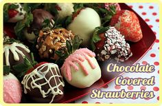 Make Easy Chocolate Covered Strawberries With A Gourmet Flair