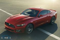 Aussie Mustang specs revealed