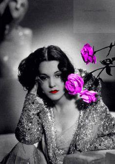 Maureen O'Sullivan Jane from the 1940s Tarzan by aBeesCreations,