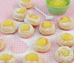 Lemon Curd, Fresh Lemon Juice, Epicure Recipes, Mini Doughnuts, 4 Ingredients, Nutrition, Breakfast, Food, Morning Coffee