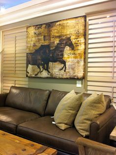 Horse Wall Art artwork, for Michael's Texas room Equestrian Decor, Western Decor, Abstract Face Art, Horse Wall Art, Cow Art, Horse Drawings, Rustic Art, Pallet Art, Pastel