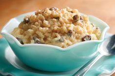 Savor sweet memories with classic recipes, like this old-fashioned rice pudding that tastes just like Grandma's!