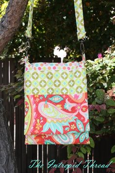 iPad hipster bag