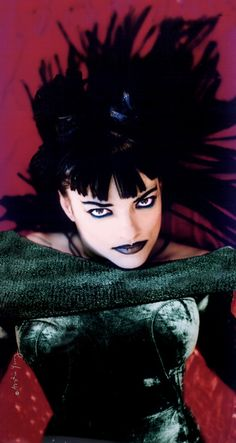 NINA HAGEN mother of punk b1955 East German born punk singer/actress (please follow minkshmink on pinterest)