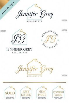 House logo, Real Estate Logo Design, Realtor Logo watermark Realtor Marketing real estate agent Real Best Picture For home selling design For Your Taste You are looking for something, and it is going Jennifer Grey, Three Logo, One Logo, Real Estate Logo Design, Real Estate Branding, E-mail Marketing, Real Estate Marketing, Marketing Ideas, Logan