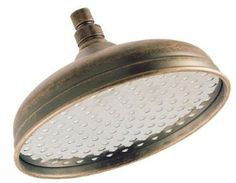 Fusion By Danze MAT 300 ORB 10 Inch Antique Bell Showerhead, Oil