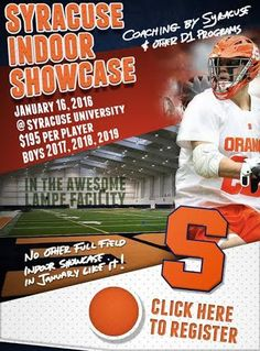 Registration open for @United_Lacrosse Syracuse Indoor Showcase on Jan. 16 - http://toplaxrecruits.com/registration-open-for-united_lacrosse-syracuse-indoor-showcase-on-jan-16/