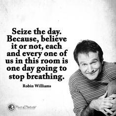 11 Life lessons from Robin Williams...                                                                                                                                                      More