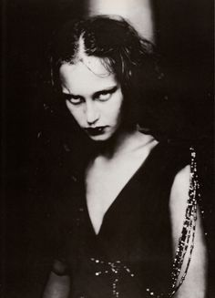 photo noir et blanc : Fleurs du Mal