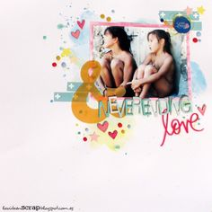 la vida en scrap: LO: Neverending Love