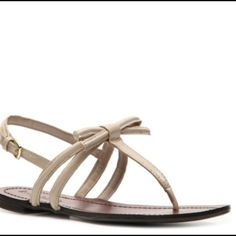 aa9d09008cc8 Kelly   Katie Bow Sandals Bow Sandals