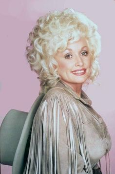 Dolly Parton: gorgeous and busty