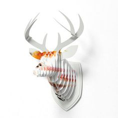 (8) Fab.com | Fabulous Faux Deer Mounts