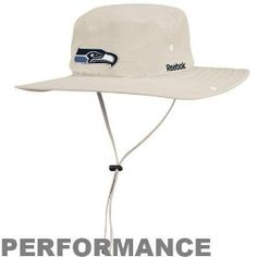 Reebok Seattle Seahawks Sideline Safari Hat
