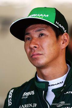 Kobayashi Kamui - 2014 Australian GP FP1