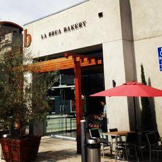 The La Brea Bakery in Hollywood, Los Angeles.