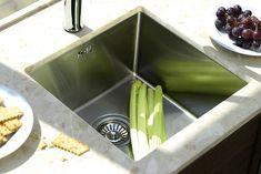 EPIC nerezový dřez 44x43x23 cm : SAPHO E-shop Sink, Home Decor, Sink Tops, Vessel Sink, Decoration Home, Room Decor, Vanity Basin, Sinks, Home Interior Design