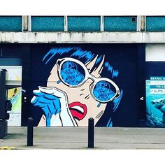 Work and snap by @richsimmonsart in Croydon, London ▪️#streetart #graffiti #london |5|