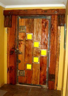 for Puertas de fierro para exterior