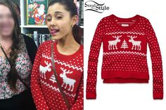 Ariana Grande's Clothes & Outfits | Steal Her Style | Page 5