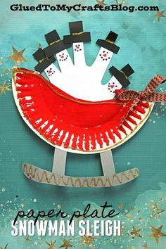 paper plate crafts for kids winter pappteller handwerk für kinder winter paper plate crafts for kids winter # Snowglobe winter crafts. For Boys winter crafts Daycare Crafts, Classroom Crafts, Toddler Crafts, Preschool Crafts, Fun Crafts, Simple Crafts, Preschool Christmas, Christmas Activities, Winter Christmas