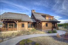 West Yellowstone Vacation Rental - VRBO 410185 - 4 BR Yellowstone Country Cabin in MT, Gorgeous Private Cabin Near Yellowstone: Perfect Montana Getaway!