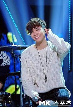 Lee Hong Ki..  great voice and smile
