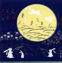 otsukimi festa della luna da ammirare in autunno