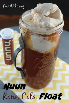 Nuun Hydration Kona Cola Float by RunWiki is one of the best post run or workout recovery drinks- it is so easy and refreshing. I lived on these for the 12 weeks I was training for my half marathon.
