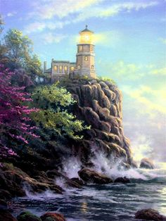 the problem with thomas kinkade isn t that he couldn t paint and it ...