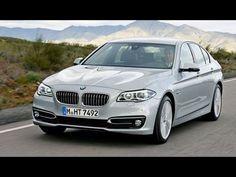 2016 BMW 5 Series Sedan 530d review
