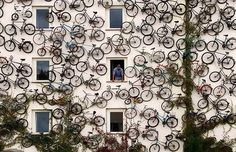 Bicycle shop, Atlandsberg, Germany