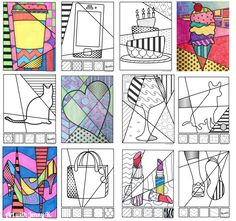 FREE Adult Pop Art Coloring Pages. Top 10 reasons why adults need their own adult coloring books. Learn the hows and whys of adult coloring books.