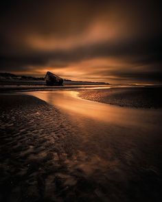 Beautiful Nature Landscape Photography by Romain Mattei #inspiration #photography