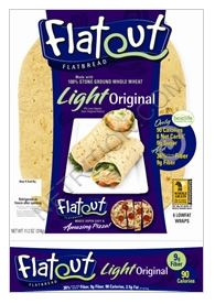 Flatout Wraps. GREAT FIND! Very low-carb, low-glycemic (depending on which kind you get, I get the Whole Wheat w/ Flax, which has 8 net carbs total & no sugar), perfect to make french toast, sandwiches, pizzas, etc.