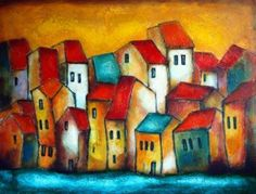 abstract family paintings - Google Search