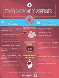 Consejos y estrategias para ayudar a manejar problemas específicos, necesidades y desafíos que representa un niño con Síndrome de Asperger