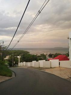View or fajardo beach