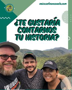 🤔 ¿Les gustaría contarnos sus historias como inmigrantes? ¡A nosotros nos encantaría escucharlas!🤩 . . 👉 Estamos recopilando historias de venezolanos para demostrar que #LosBuenosSomosMas. Si estás haciendo algo por tu comunidad, tienes una historia graciosa o tan solo quieres contar como ha sido esta aventura de #migrar ¡Escríbenos! El link se encuentra en nuestra biografía.  . . 📢 Difunde con un amigo que consideres quiera contarnos su historia💪 . . . #venezolanosencucuta… Tan Solo, The Voice, Link, Instagram Posts, Movies, Movie Posters, To Tell, Venezuela, Funny Stories