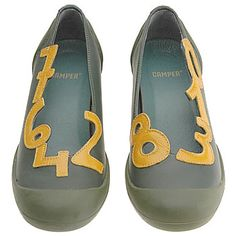 Camper #shoes #numbers