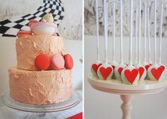 Queen of Hearts Guest Dessert Feature | Amy Atlas Events