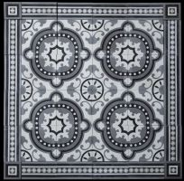 1000 images about carreaux ciment on pinterest baroque interieur and coeur d 39 alene. Black Bedroom Furniture Sets. Home Design Ideas