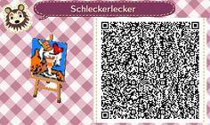 Ice Crem - Eisbecher - QR - Animal Crossing New Leaf - ACNL - Broesel