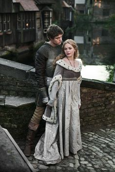 Photo of elizabeth and edward for fans of The White Queen BBC.