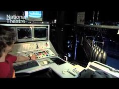 The Flying System in the Olivier Theatre - YouTube