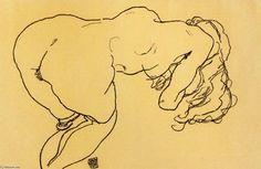 Dibujos eróticos de Egon Schiele para provocar tus pasiones inter